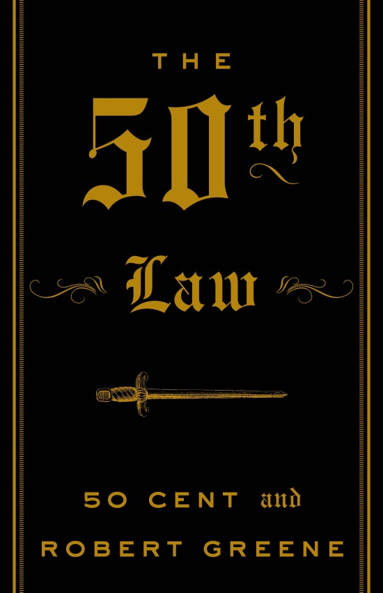 Robert Greene - The 50th Law cover