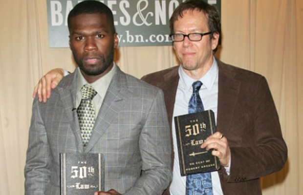 Robert Greene and 50 Cent
