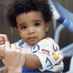 Drake as kid