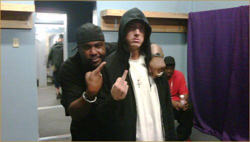 Kuniva and Eminem