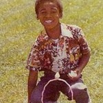Mac Dre as kid