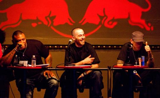 Mr. Porter, Alchemist and Eminem