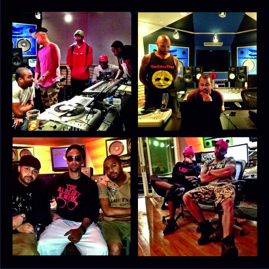 Третий альбом группы Slaughterhouse готовится одна из самых лучших совместных работ в мире хип-хопа