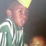 Tyler, the Creator as kid
