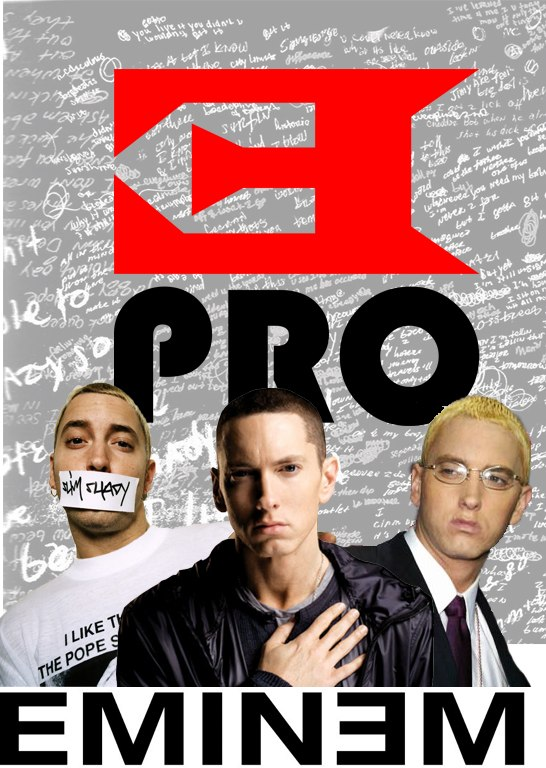 Eminem PRO - восьмой альбом
