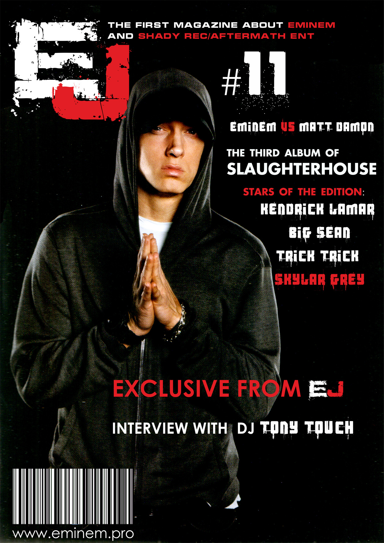 Eminem Journal 11
