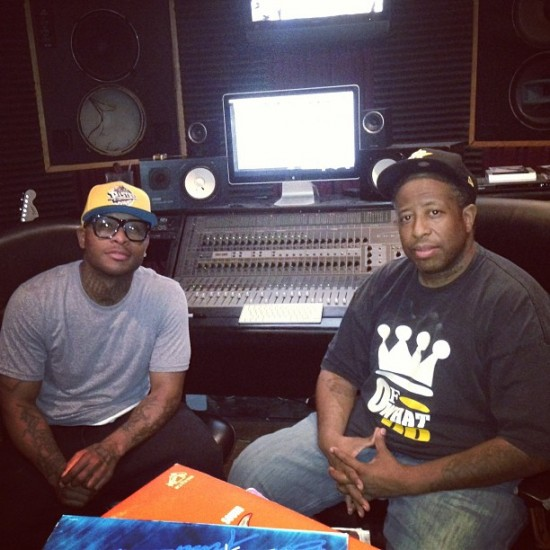 2013.08.07 - Royce Da 59 and Dj Premier - My Brother Dj Premier and I.. #Legendary