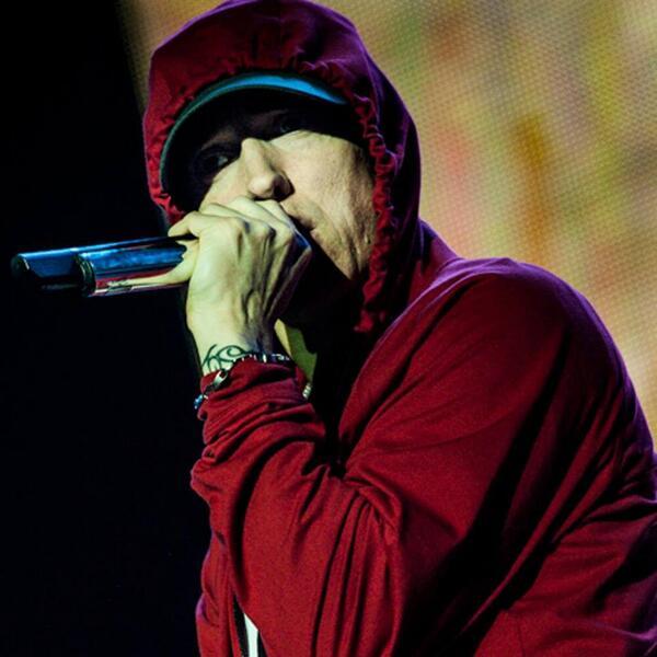 2013.08.15 - Eminem live at PUKKELPOP 2013