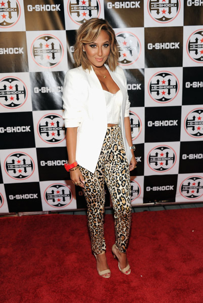 Adrienne Bailon g-shock-30-years-4