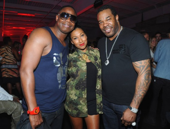 Doug E. Fresh, Melanie Fiona, and Busta Rhymes g-shock-30-years-8