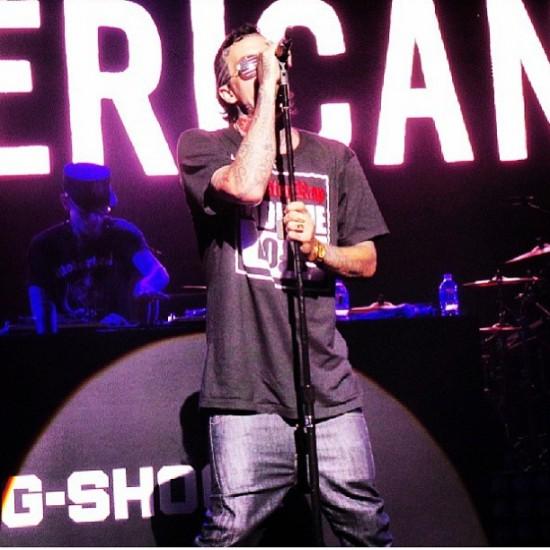 Eminem live at Shock The World 2013
