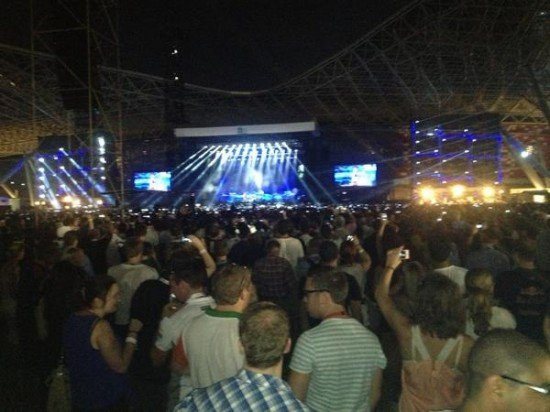 Eminem Формула 1 – Гран При Абу-Даби 4.11.2012