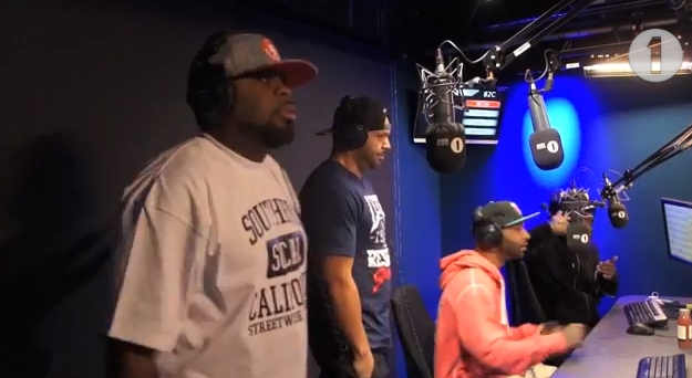 2013-09-22 Fire In The Booth - Slaughterhouse