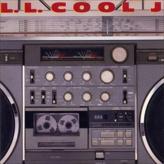 Eminem Berzerk 1 2013 - LL Cool J Radio (1985)