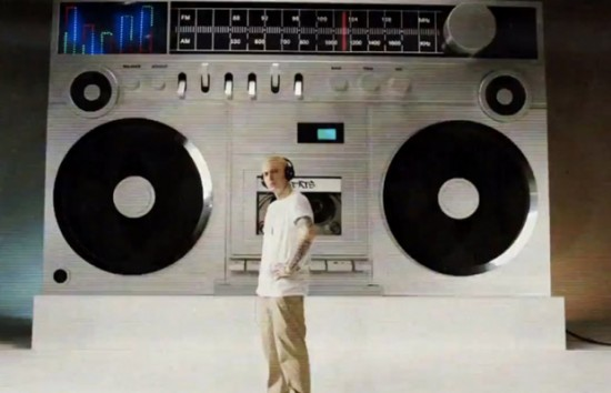 Eminem Berzerk 1