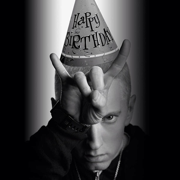 2013.10.18 - HOT 97 MISTER CEE EMINEM BDAY MIX