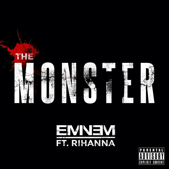 2013.10.29 - The Monster Eminem featuring Rihanna