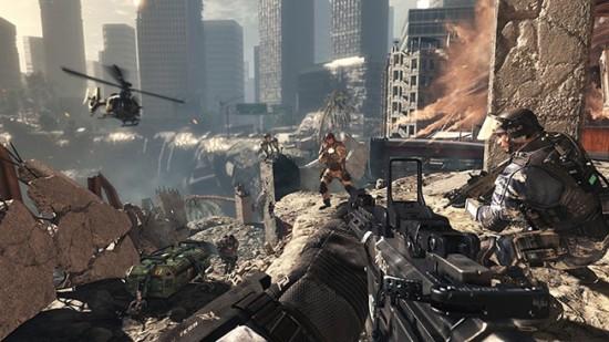 Call of Duty Ghosts Chasm Ambush-2013 Eminem MMLP2