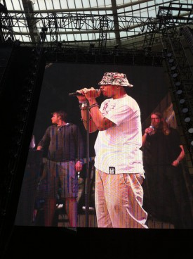 Change The Rapper @ Stade de France 2013 37