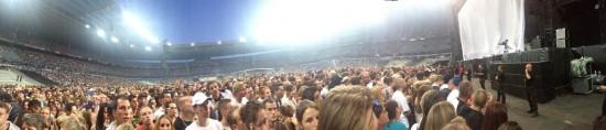 Eminem Pano @ Stade de France, Paris (22.08.2013)