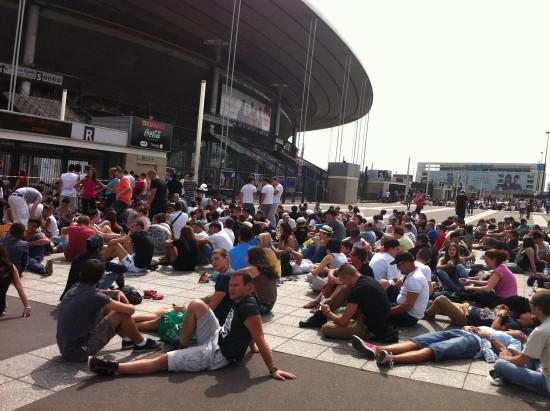 Eminem Stade de France