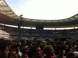 Eminem Stade de France, Paris (22.08.2013)
