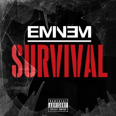 Eminem - Survival Cover