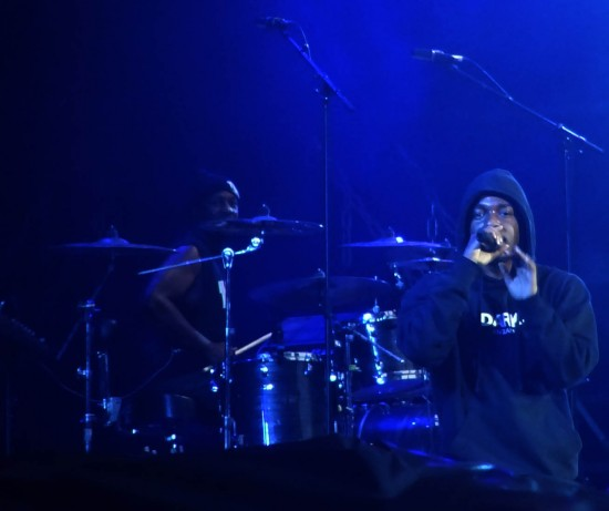 Kendrick Lamar @ Stade de France 2013 13