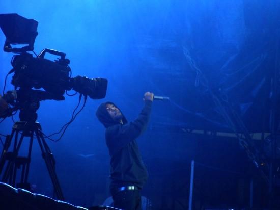 Kendrick Lamar @ Stade de France 2013