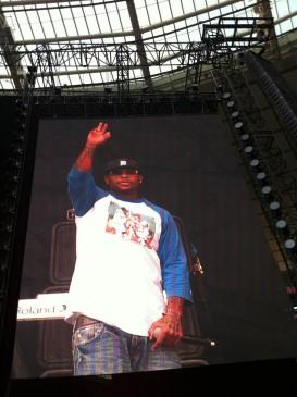 "Royce Da 5'9"" @ Stade de France, Paris (22.08.2013)"