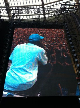Tyler, The Creator @ Stade de France, Paris (22.08.2013) IMG_2152