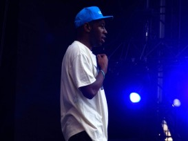 Tyler The Creator, Earl Sweatshirt @ Stade de France 2013