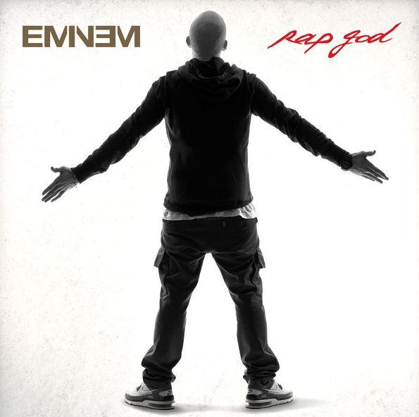 Eminem – 'Rap God' (Full / CDQ)
