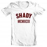 05 Shady - MCMXCIX Shirt (White)
