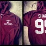 09 Shady Vs. Everybody Zip-Up Champion Hoodie