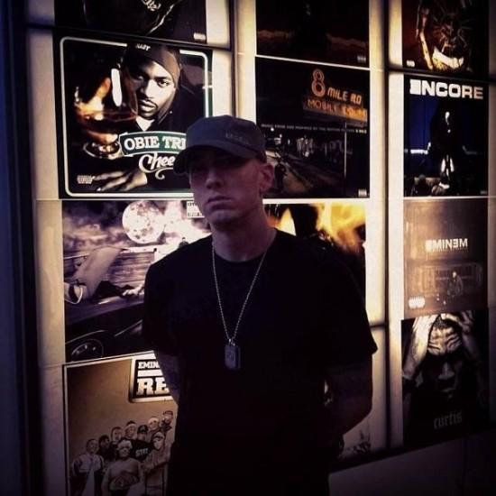 2013.10 - Eminem @ Shade 45