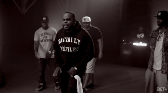 2013.10.15 - HIP HOP AWARDS The Slaughterhouse Cypher Crooced I
