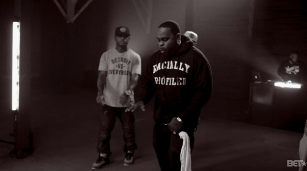 2013.10.15 - HIP HOP AWARDS The Slaughterhouse Cypher Crooked I