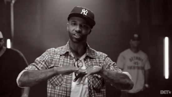 2013.10.15 - HIP HOP AWARDS The Slaughterhouse Cypher Joe Budden