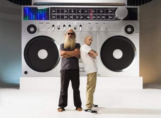2013.11.05 - Detroit Free Press Eminem and Rick Rubin (Berzerk) MMLP2 Интервью