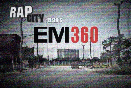 2013.11.06 - BET to Air Special Episode of Rap City Featuring Eminem