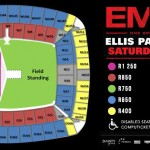 Схема стадиона Ellis Park Stadium в Йоханнесбурге - 2013.11.19 - Eminem Rapture 2014 show at Ellis Park