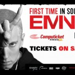 2013.11.21 - Eminem Rapture 2014 tiket sale