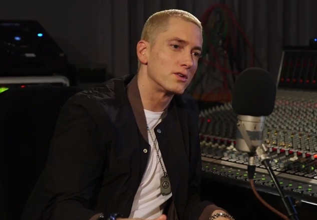 2013.11.22 - Eminem. Zane Lowe. Part 4