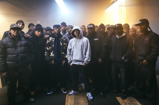 2013.11.27 - Eminem - Rap God Team