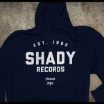 2013.11.29 - Shady Records - Est. 1999 Pullover Hoodie (Navy) Чёрная пятница 2013