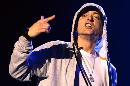 Eminem Has 10 Tracks on R&B Hip-Hop Songs Chart