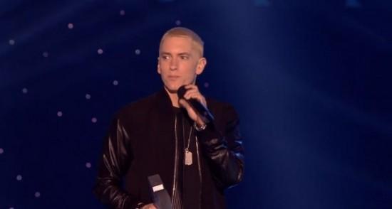 Eminem MTV EMA 2013 Eminem победил в номинации «Best Hip-Hop« / «Лучший хип-хоп проект»