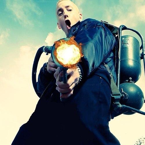 Eminem Rap God Complex