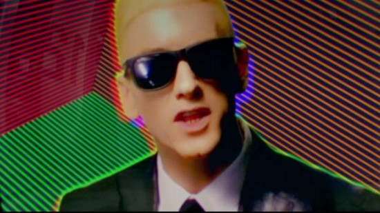 Eminem Rap God Video Clip